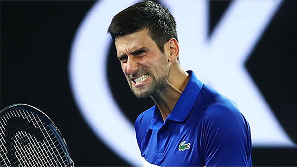 Djokovic loại tài năng trẻ Medvedev tại Australia mở rộng